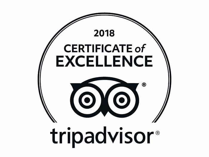 Tripadvisor Recognizes Ren Chai With The Certificate Of Excellence